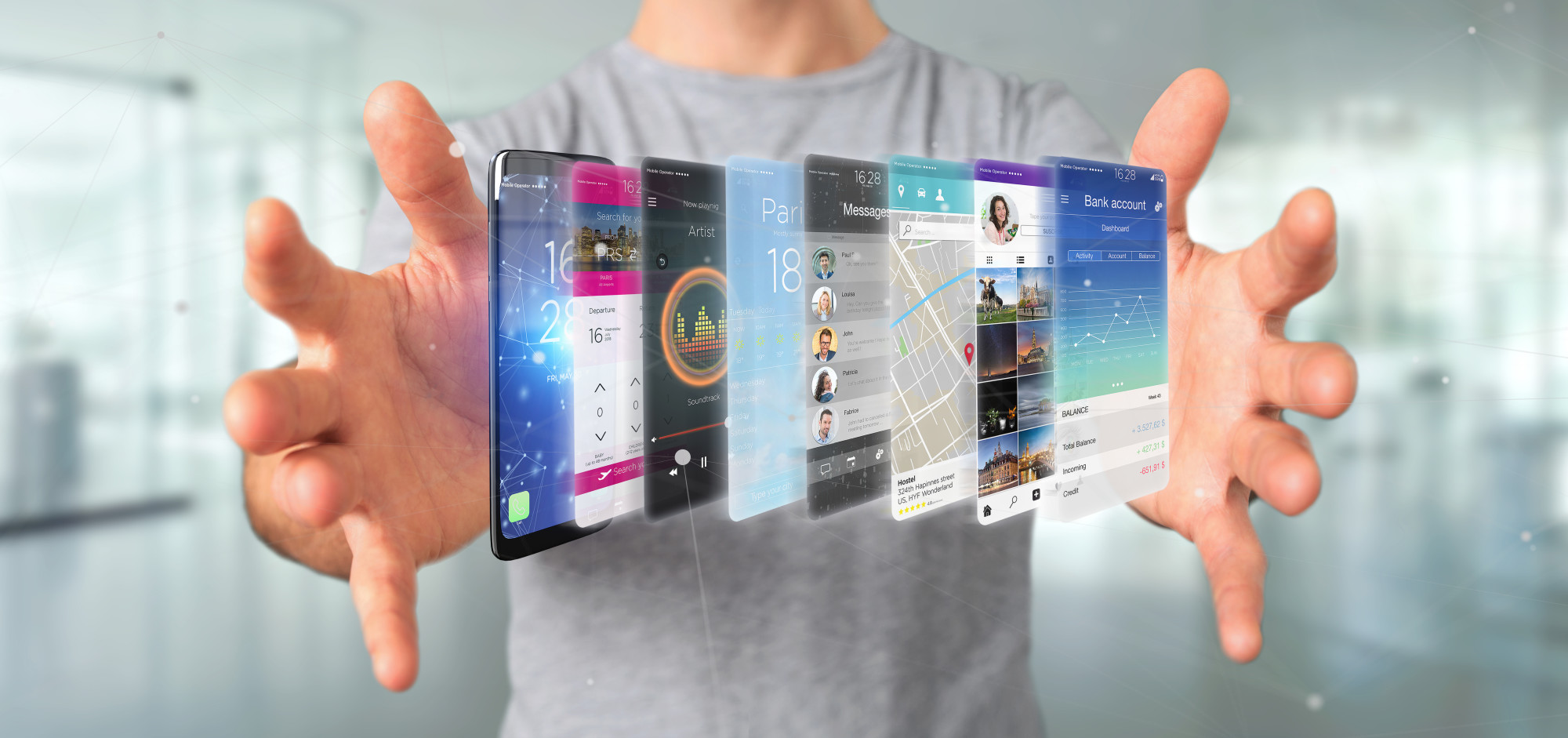 Consider Developing a Mobile Applications for Your Businesses